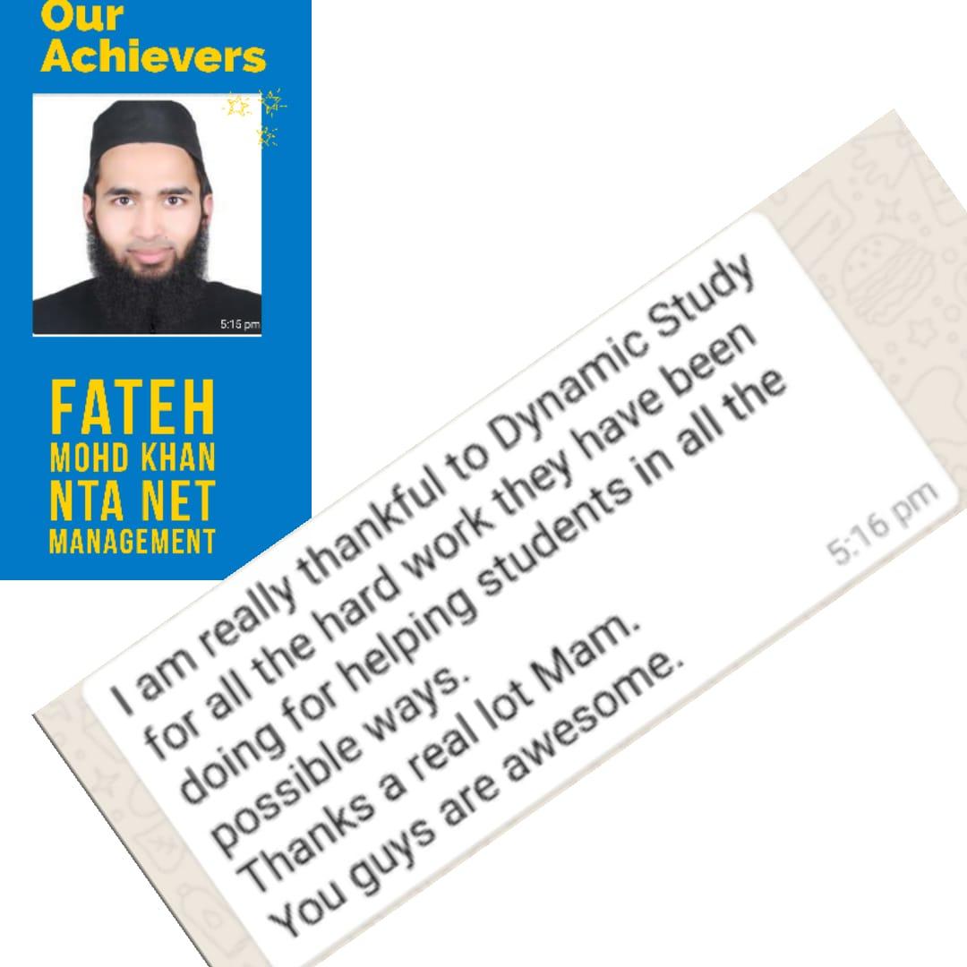 Fateh Mohd Khan